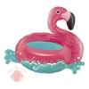 ФИГУРА/P35 Фламинго на воде