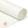 Фоамиран 60 х 70 см 0,6 мм 1 лист. белый