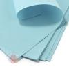 Фоамиран 60 х 70 см 0,8 мм 1 лист. голубой