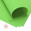 Фоамиран 60 х 70 см 0,8 мм 1 лист. лайм