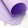 Фоамиран 60 х 70 см 0,8 мм 1 лист. лиловый