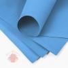 Фоамиран 60 х 70 см 0,8 мм 1 лист. темно-голубой