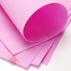 Фоамиран 60 х 70 см 0,8 мм 1 лист. темно-розовый