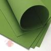 Фоамиран 60 х 70 см 0,8 мм 1 лист. темно-зеленый