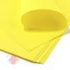 Фоамиран 60 х 70 см 0,8 мм 1 лист. желтый