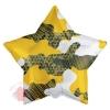Фольгированный шар Камуфляж абстрактный
