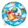 Фольгированный шар Школа (эксклюзивный дизайн ООО БРАВО)