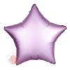 Фольгированный шар Звезда, Сиреневый 18/46 см