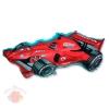 """Формула 1 (красный) Formula 1 14""""/36 см"""