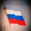 Оформление в виде флага