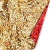 Полисилк ItalPak рулон 100 см / 20 м  Золотой - Красный