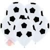 Футбольный мяч, Белый Пастель Sempertex (12 шт.)
