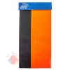 Гирлянда Тассел, Черный/Оранжевый, 35*12 см, 10 листов.