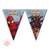 Гирлянда-вымпелы Человек - Паук Ultimate Spiderman Web Warriors