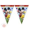 Гирлянда-вымпелы Игривый Микки Маус Playful Mickey
