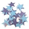 Гирлянда Звезды Микс Синий и Голубой 3,2 м