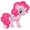 "Пони Розовая MLP Pinkie Pie 14""/36 см"