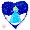 И 18 Сердце Снежная королева Winter princess