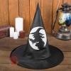 Карнавальная шляпа «Ведьма», светится в темноте, р-р. 56-58 см