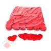Конфетти Сердца Красные 12 мм