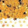 Конфетти Звезды Золотые 11 мм