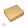 Коробка крафт из рифленого картона 15*11,5*5 см