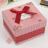 Коробка подарочная  9 см × 9 см × 6 см