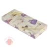 Коробка подарочная Путешествие 23 х 10 х 3,5 см сиреневый