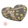Коробка подарочная сердце для конфет 29,5 см × 26 см × 4 см