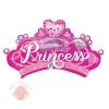 Корона принцессы с бриллиантами Princess crown & gem P35