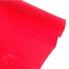 Креп для цветов простой цвет алый 50 см х 2,5 м