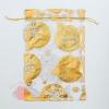 Мешочек подарочный органза «Исполнения желаний», 20 × 30 см