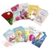 Мини-открытки Поздравительные 9 х 6 см  МИКС