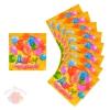 Набор бумажных салфеток С днем рождения шарики конфетти 33*33 см  (20 шт.)
