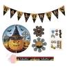 Набор для оформления Пауки Набор для проведения Хеллоуина Halloween party