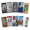 Набор конвертов для денег 23 февраля, 10 шт.