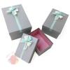 Набор коробок 3 в 1 Стильный подарок Серый прямоугольник