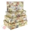 Набор коробок 4 в 1 Деньги