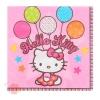 Набор салфеток Hello Kitty 33*33 см (16 шт.)