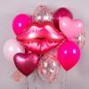 Набор шаров «Kiss»