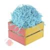 Наполнитель бумажный голубой, 100 гр