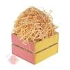 Наполнитель бумажный персиковый,100 гр