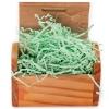 Наполнитель бумажный, Светло-зеленый, 50 гр