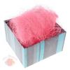 Наполнитель декоративный сизаль 50 гр цвет бледно-розовый