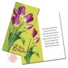 Открытка поздравительная С днем 8 марта, весенняя свежесть 21 см × 20 см