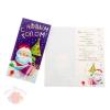 Открытка С Новым Годом Дед Мороз   8 × 14 см