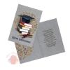 Открытка Удачи, выпускник! книги 12 х 18 см