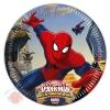 P Тарелки 20 см Человек-Паук Ultimate Spiderman Web Warriors