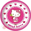 P Тарелки 20 см Хэллоу-Китти Hello Kitty Hearts