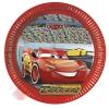 Тарелки  Тачки 3 Cars 3 23 см (8 шт.)